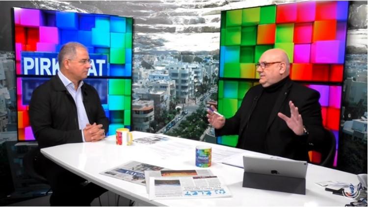 Nagyot ment a Fidesz alelnöke a zsidóság tévéjében