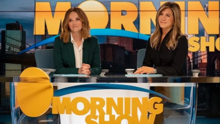 The Morning Show: kellemes kikapcsolódás a szürke ünnepnapokra