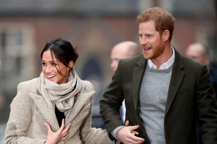 Harry herceg visszalép az uralkodói tevékenységtől