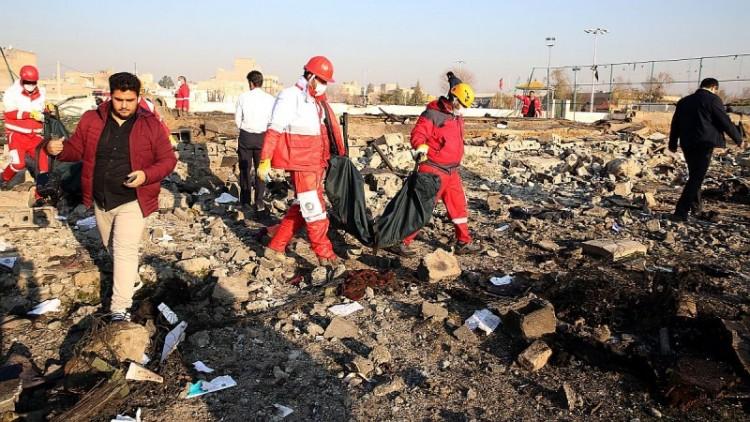 Irán beismerte: ők lőtték le az ukrán gépet