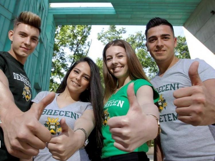 Hat új szakot indít a Debreceni Egyetem