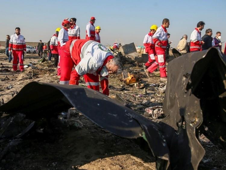 Amerikai adatmegosztás a légi katasztrófáról