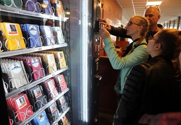 Egyelőre nem lesz Debrecenben könyvautomata