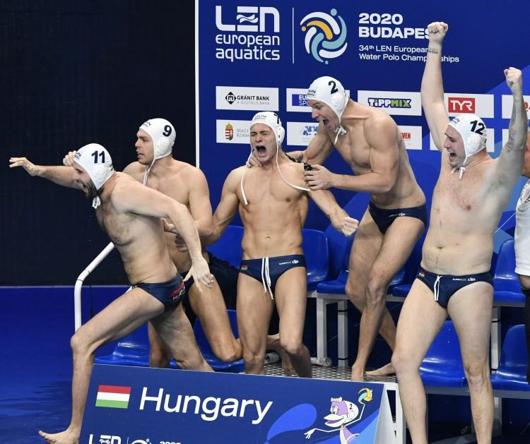 Micsoda bravúr! Európa-bajnok Magyarország!