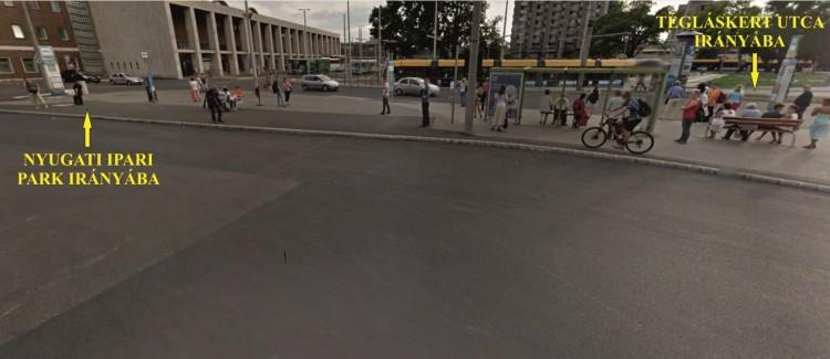 Változik egy debreceni busz megállóhelye