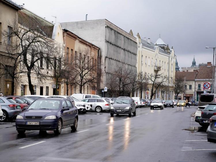 Nagy építkezés miatt komoly közlekedési változások Debrecen belvárosában