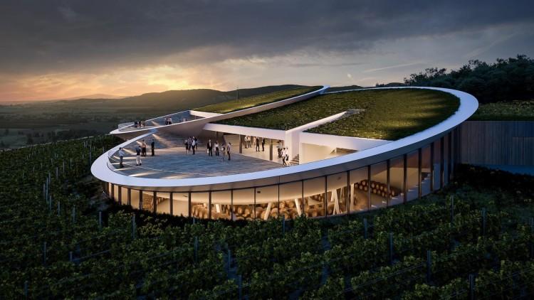 Valóságos csodát épít a debreceni cég Tokaj-Hegyalján