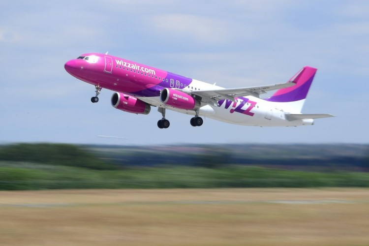 A Wizz Air megszünteti a Debrecen-Milánó járatot