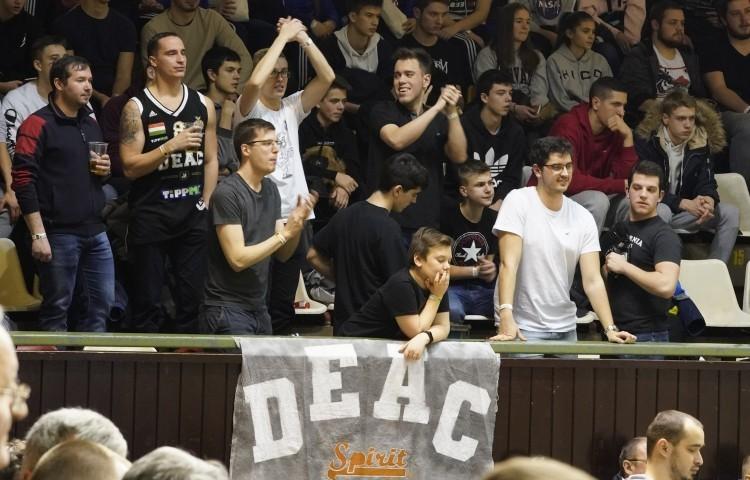 Hétközi rangadó Debrecenben! Hajrá, DEAC!