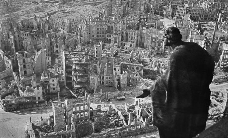 Megsemmisítették Európa legszebb barokk városát