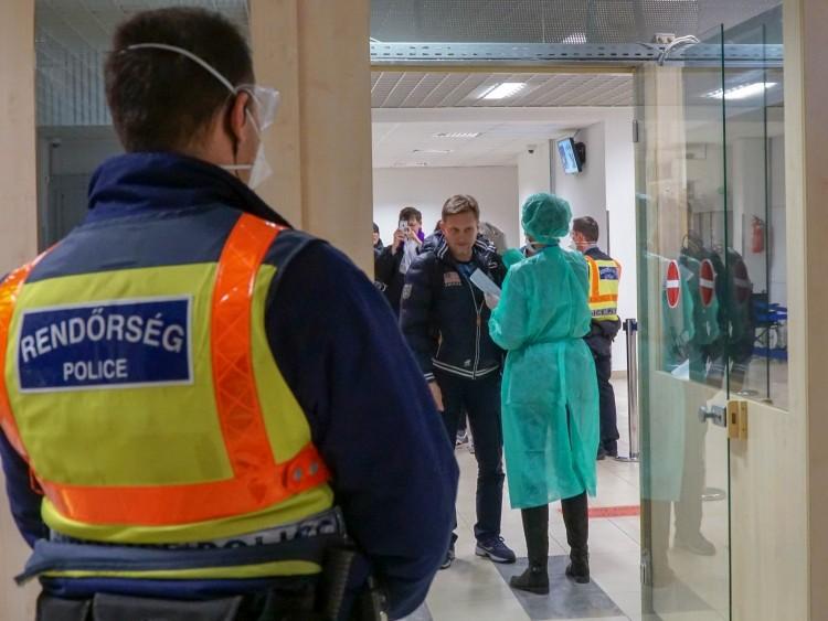 Koronavírus: továbbra sincs fertőzött Magyarországon