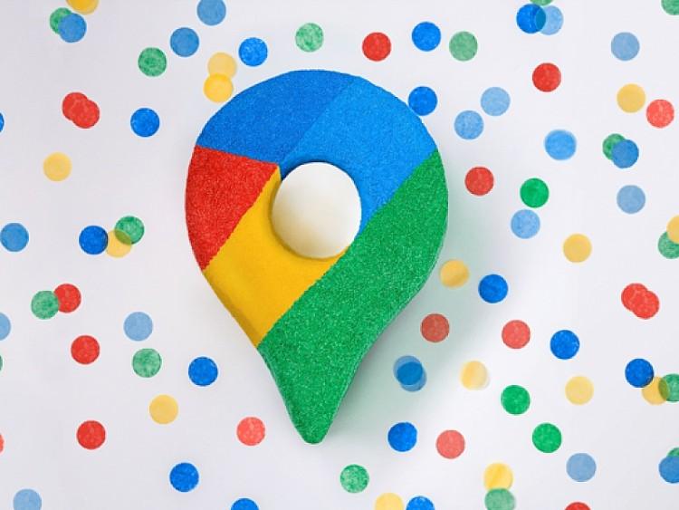 Új funkciókkal ünnepel a születésnapos Google Maps
