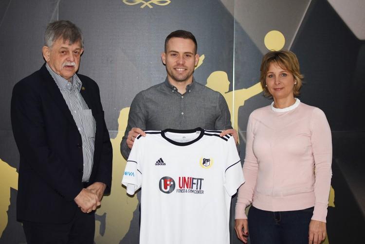 Rezes László Debrecenben folytatja pályafutását