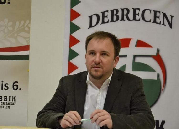 Roló le: megszűnt a Jobbik debreceni alapszervezete