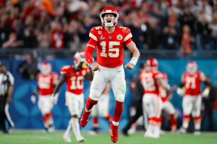 Super Bowl-győztes a Kansas