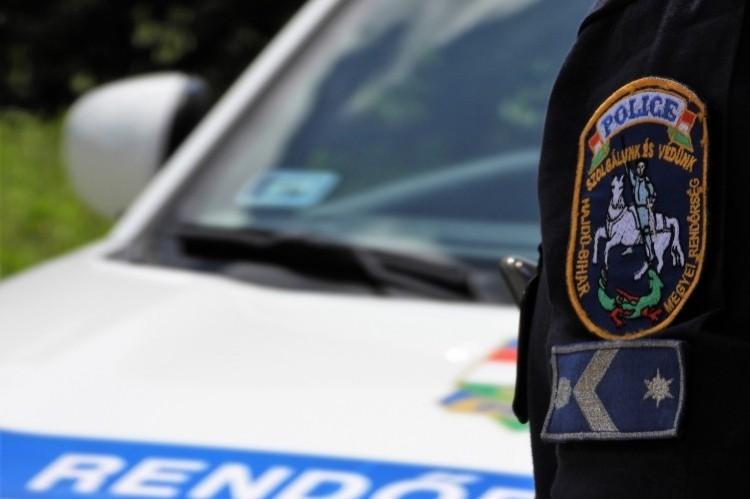 15 perc alatt elkapták az embercsempészt Bedőnél