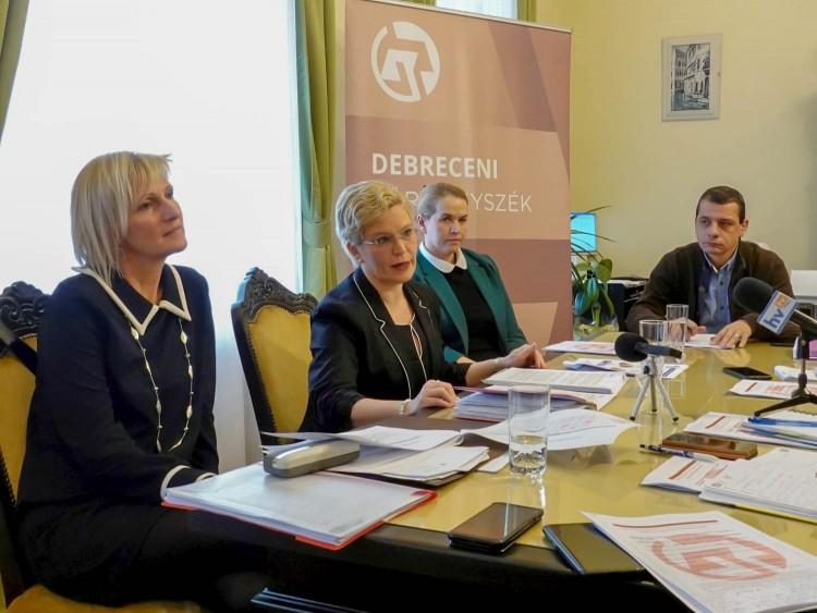 Újabb központi feladatot kap Debrecen