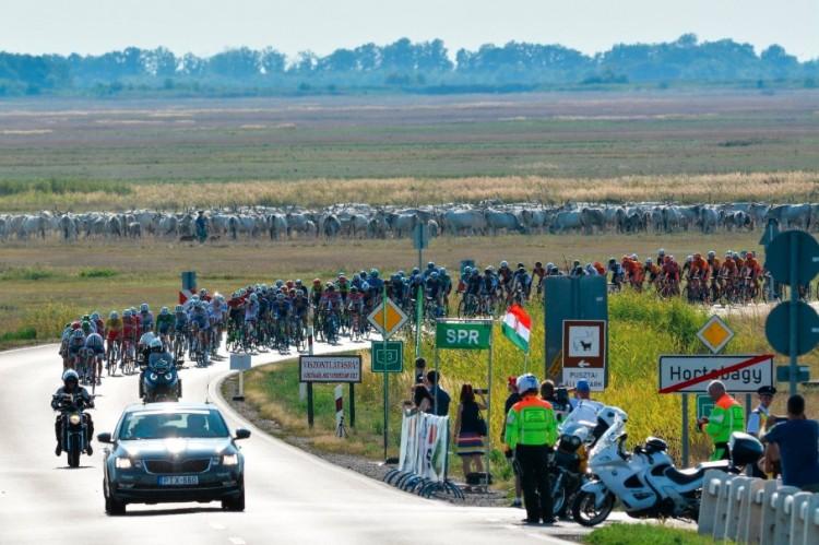 Nyíregyházára jön a Tour de Hongrie!