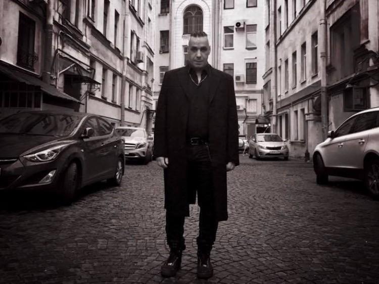 Koronavírusos a Rammstein énekese