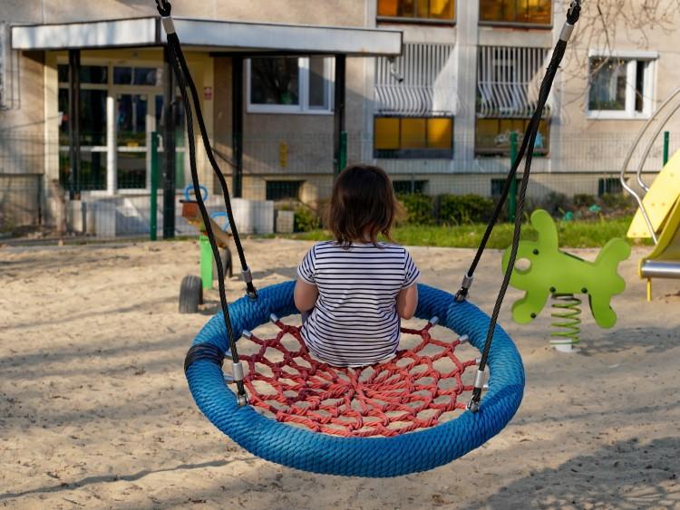 Nem minden játszótér csendesedett el Debrecenben