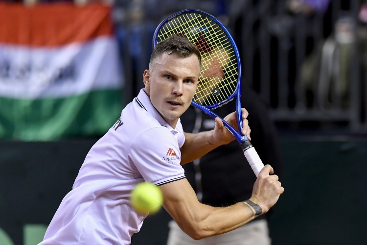 Megvan az áhított magyar siker, Fucsovics is nyert Debrecenben