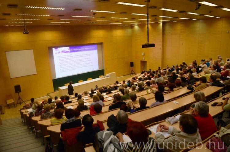 A debreceni élet- és orvostudományt nemzetközi szinten is jegyzik