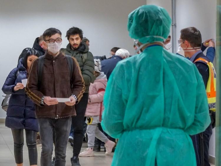 Koronavírus: két gyanús eset Debrecenben