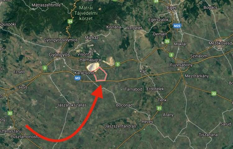 Két sérült, súlyos baleset az M3-as autópályán