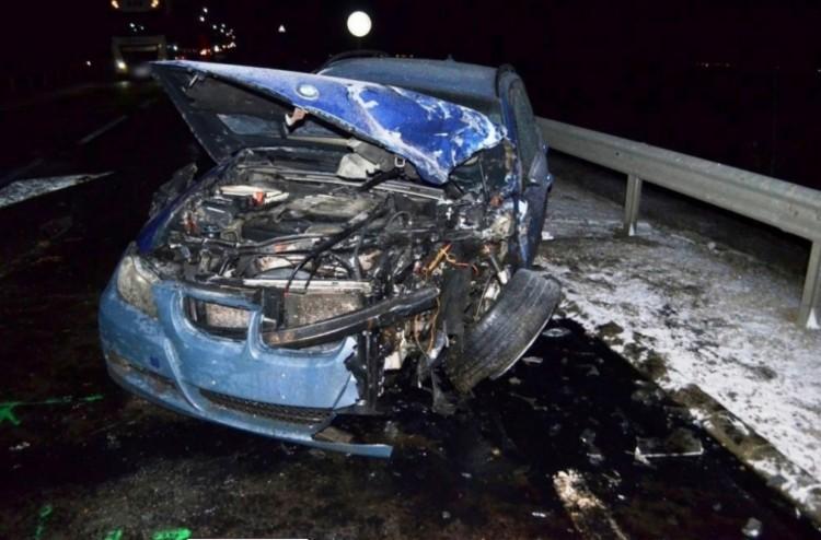 Ivás után okozott balesetet a debreceni BMW-s