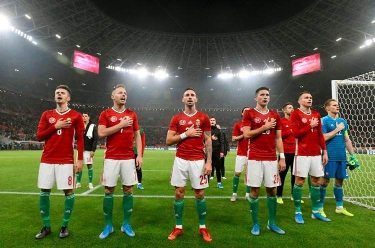 A magyar fociválogatott és az MLSZ is adakozik