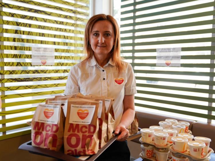 Meglepte a mentőket a McDonald's Debrecenben
