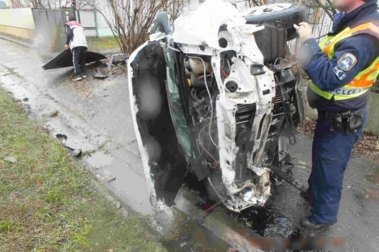 Vádemelés jöhet egy derecskei baleset miatt
