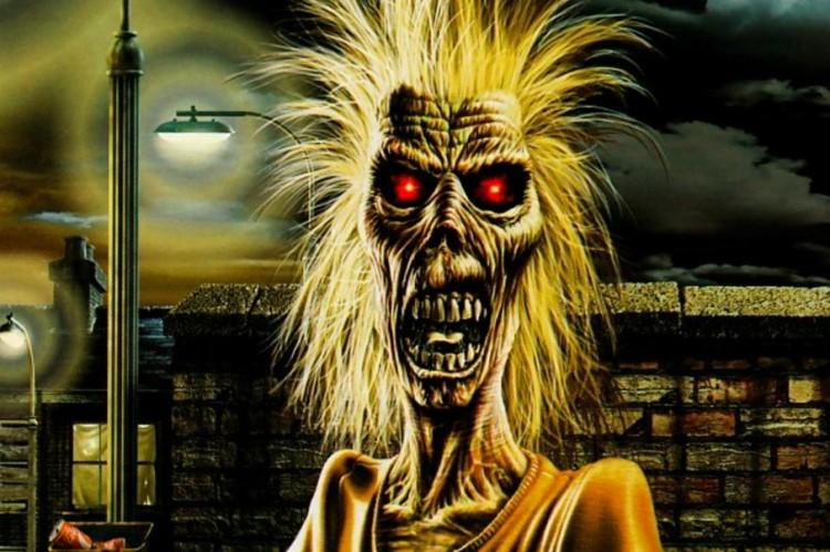 Negyvenéves a ronda Eddie és a fergeteges Iron Maiden