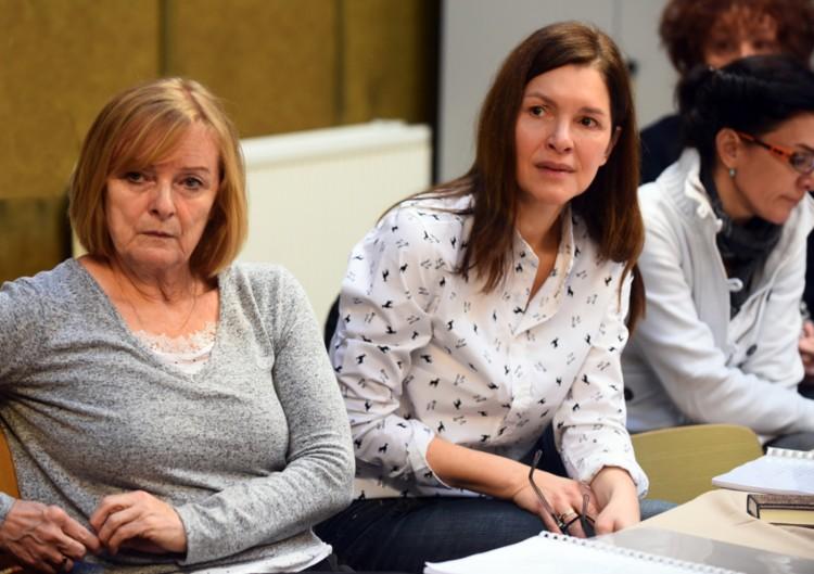 Debreceni színésznők váltottak szerepet