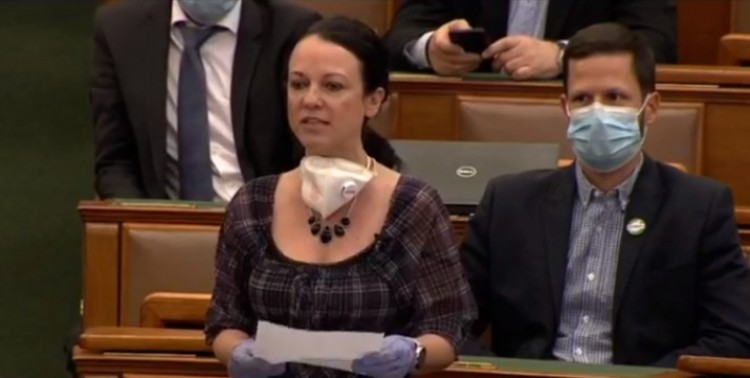 Kósa Lajos megdöbbent  a parlamentben