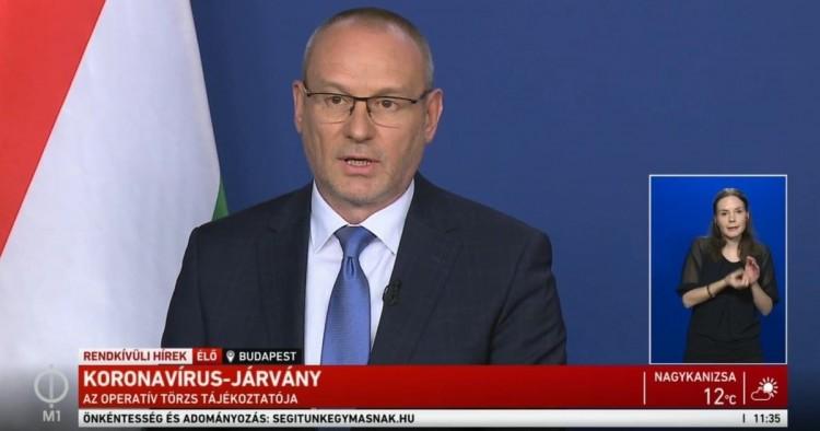 Magyarország élelmiszer-ellátása biztosított