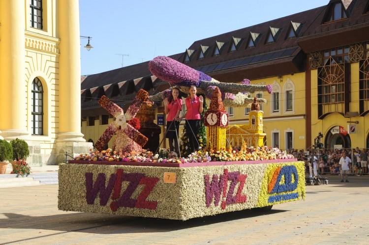Az idei Debreceni Virágkarnevál nagyon más lesz