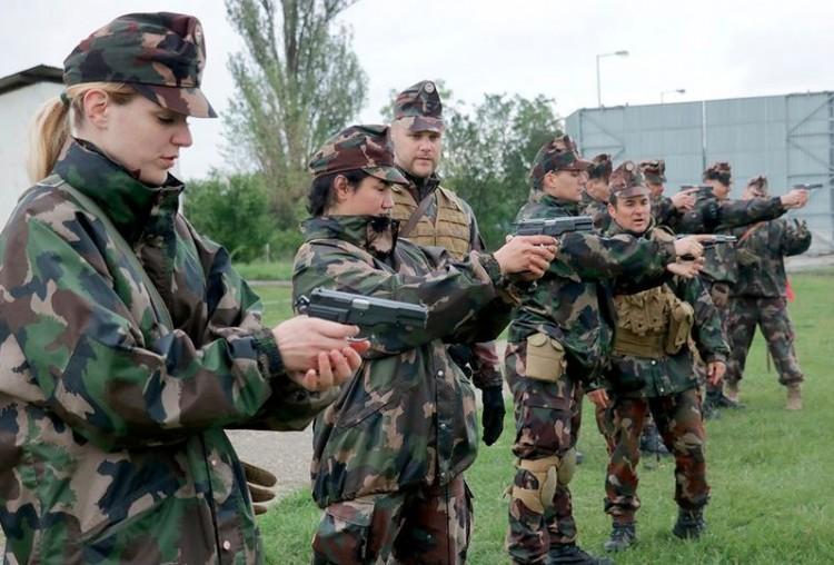 Állást kínál a Magyar Honvédség havi bruttó 161 ezerért