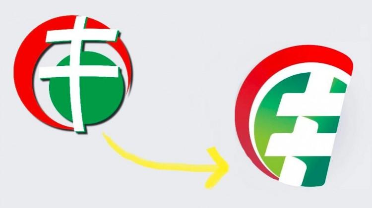 A Jobbik a logóját is lecserélte