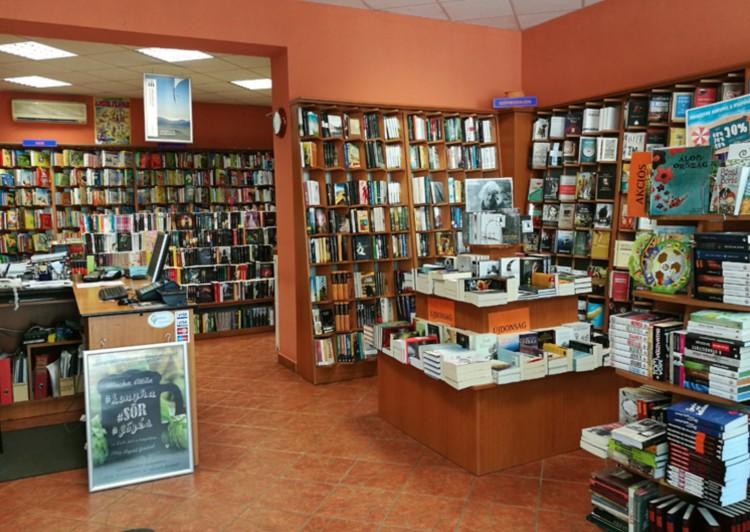 Kis öröm is öröm: nyitva vannak a könyvesboltok Debrecenben
