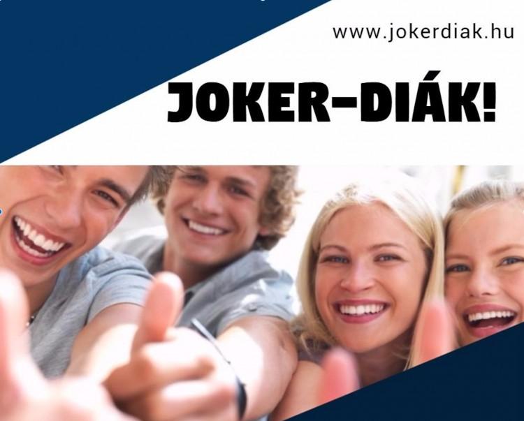 Joker-Diák: ismerje meg cégünket!