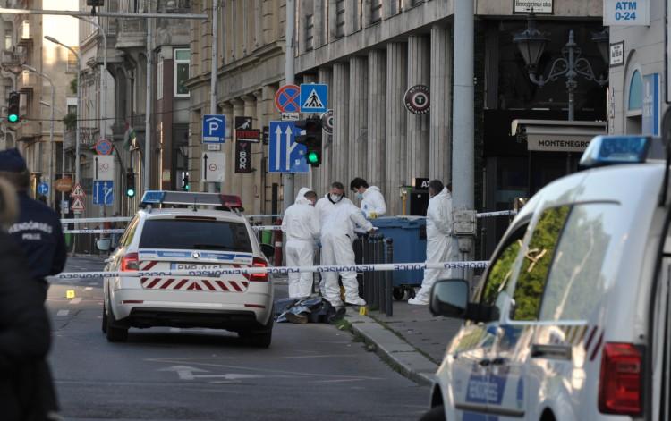 Két embert szúrtak halálra Budapesten