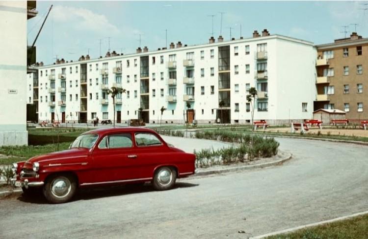 Nézze meg, hogy épült Debrecen első lakótelepe!