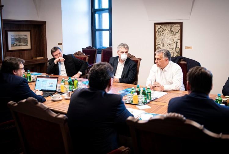 Orbán Viktor: Budapest a nagy kérdés