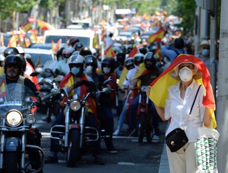 Spanyolországban tíznapos nemzeti gyász lesz