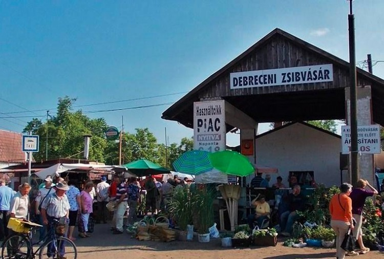 Debrecenben nyit a Zsibogó