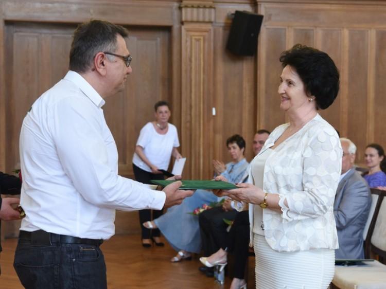 A Klebelsberg Kunó-díjat is átadták Debrecenben