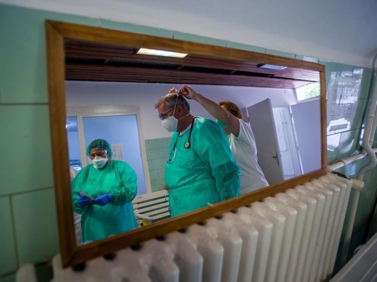 Koronavírus: nem volt haláleset a fertőzés miatt