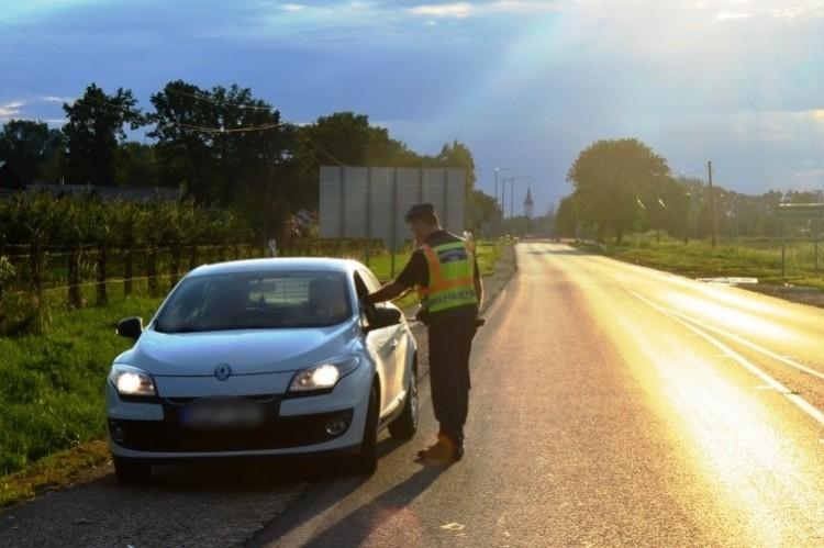 156 sofőrből egy bukott meg Hajdúböszörményben