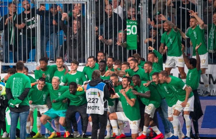 A Ferencváros megcsinálta azt, ami tíz éve a Debrecennek sikerült